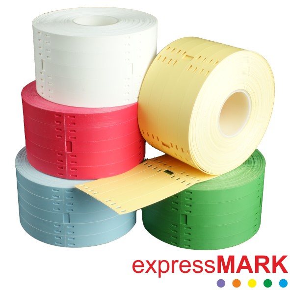 0644acd0b913 Express Electrical - Pre-printed Tie-on Cable Markers