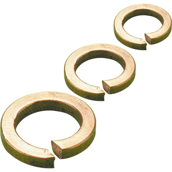 Phosphor Bronze Square Section Spring Washers