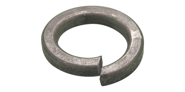 M10 Galvanised Sq Section Spring Washer