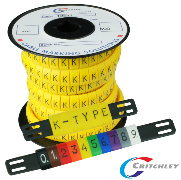 Express Electrical Critchley K Type Cable Markers